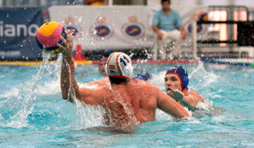 Sobre el Europeo de Waterpolo